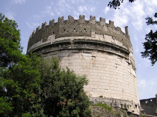Tomb of Caecilia Metalla