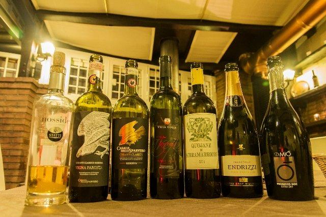 Wine tasting class Rome