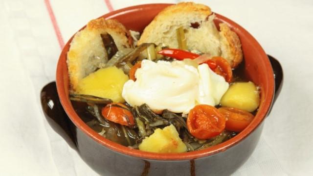 acquacotta - Lazio dish