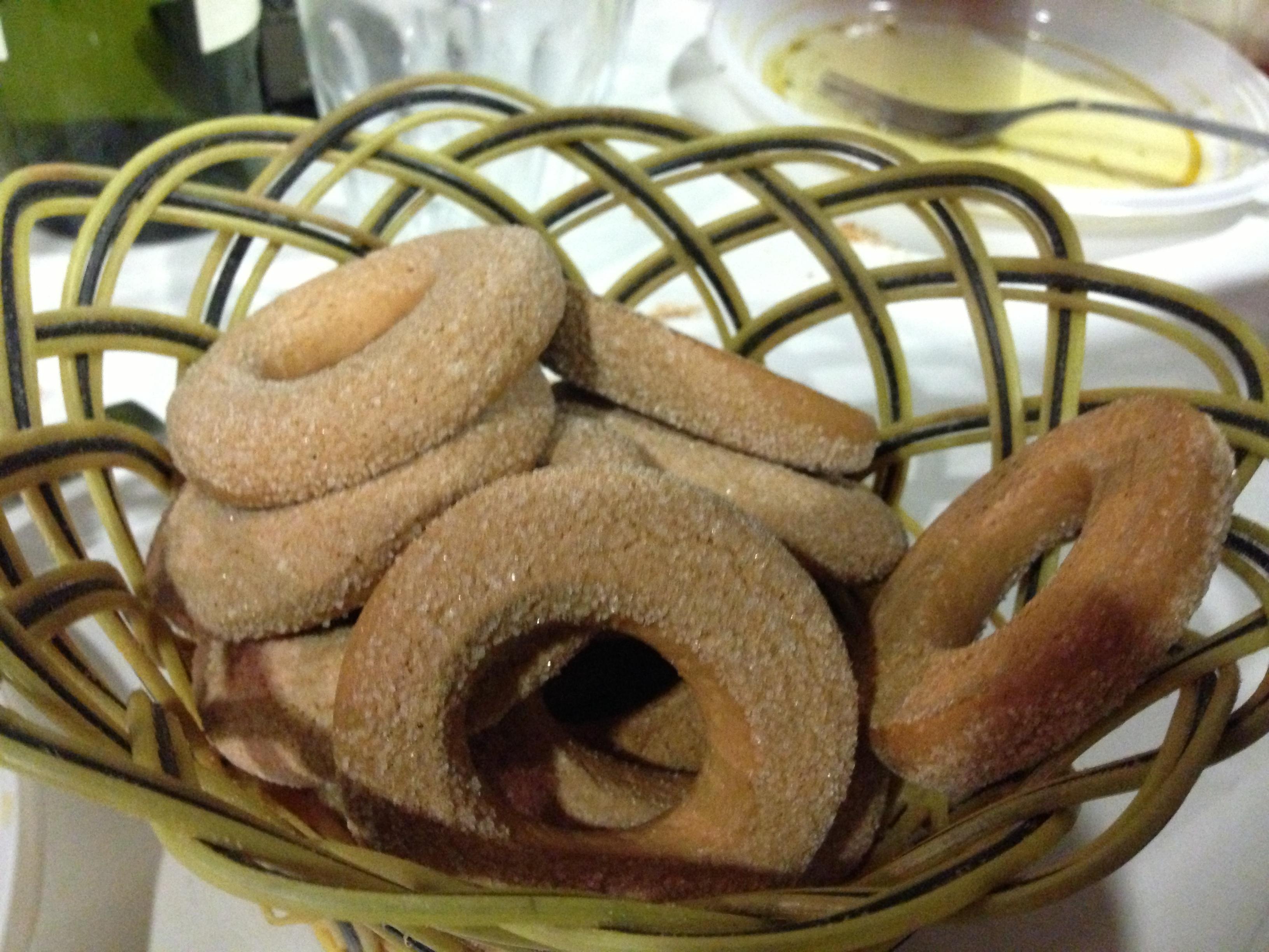 ciambelline-rome-sweets-food