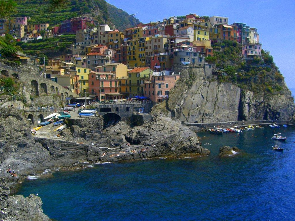 The ever breathtaking Cinque Terre