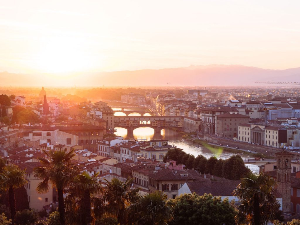 8 Things to do in Florence at Night - Eating Europe - https://www.eatingeurope.com/florence-at-night/