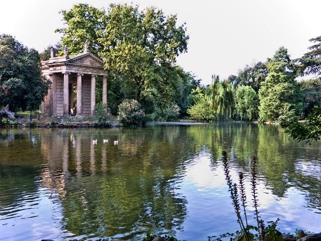 Giardino del Lago - Rome