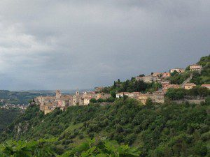 You can visit so many stunning hilltop towns in Italy