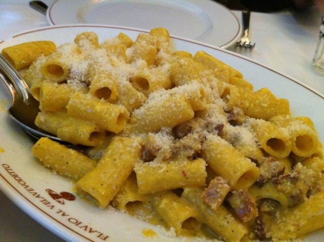 Roman Food Classics: Pasta alla Carbonara & Cacio e Pepe
