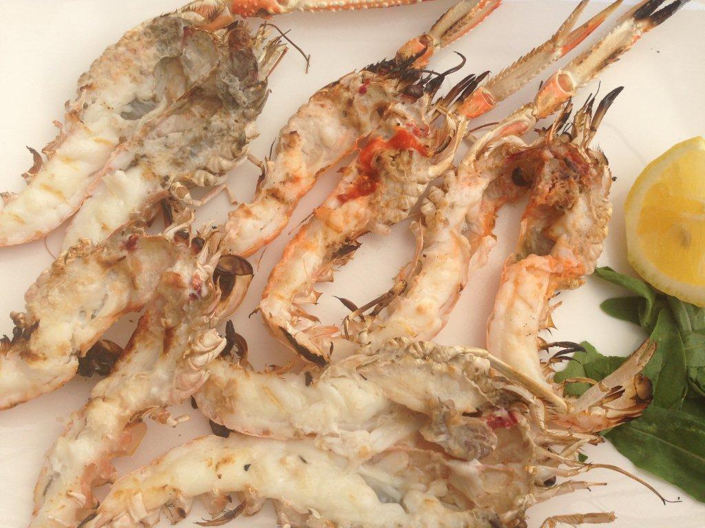 Rome Food Fish Italy