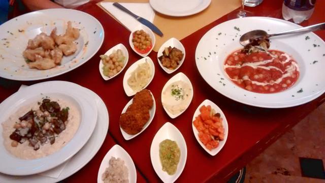 starters-gamgam-kosher-cookinvenice