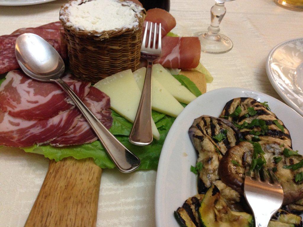Tagliere (Florence Food)