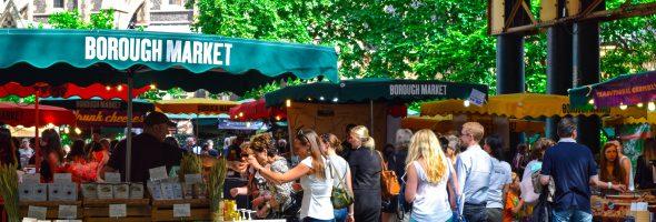 The 10 Best Street Food Markets in London