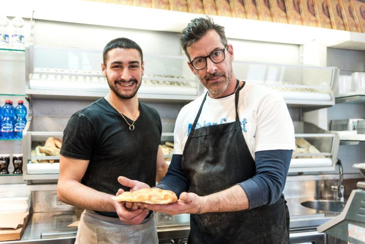I Guerrini Forno (bakery) in Rome