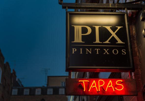 Pix Pintxos – Basque Pintxos Bar in London