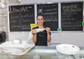Dess'Art Pasticceria (Cake shop) in Rome