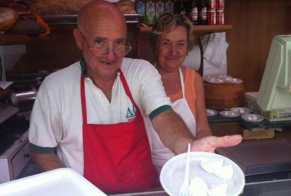 Lina & Enzo Salumeria (Delicatessen) in Rome