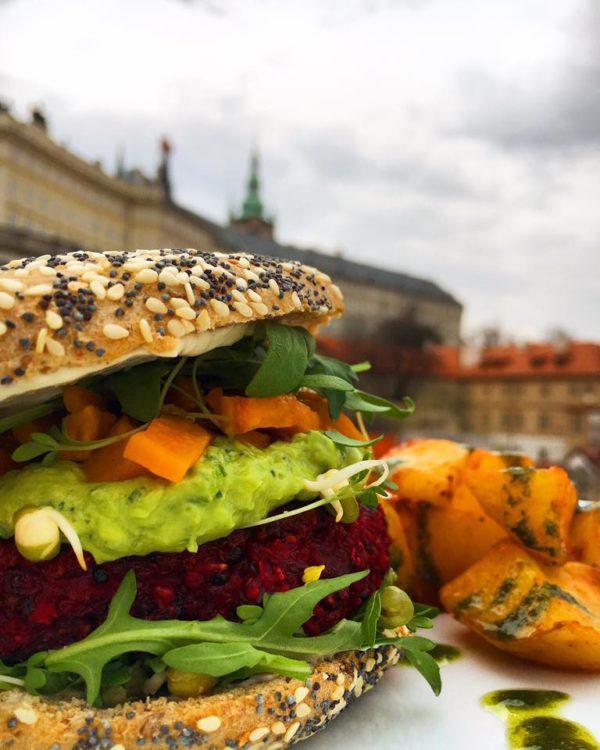 9 Restaurants for Vegetarians and Vegans in Prague
