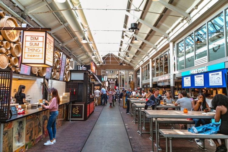 Albert Cuyp Market, Foodhallen and Beyond: a taste of Amsterdam's food markets