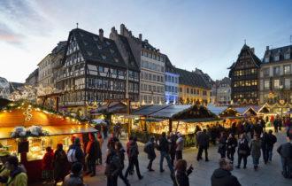 Strasbourg Christmas Market Tour, Tastings & Pastry Demo