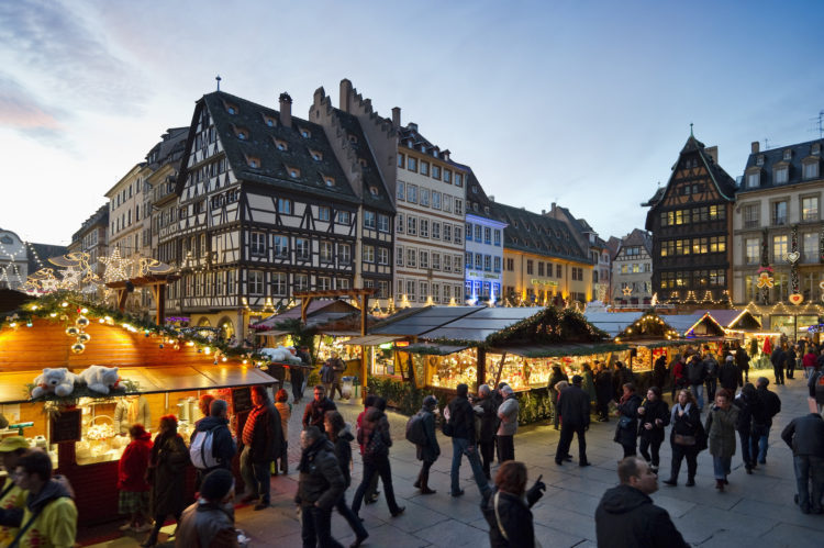Eating Europe's favourite Christmas Markets 2019