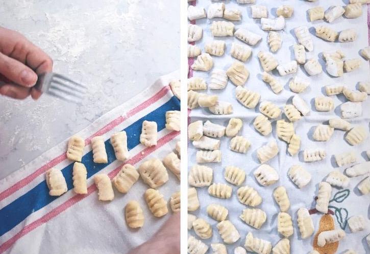 Italian Recipe: Gnocchi Recipe