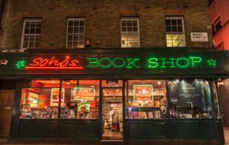soho book shop